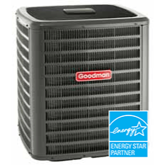 Goodman GSZC18 Heat Pump.